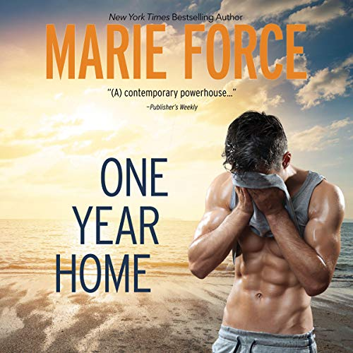 One Year Home audiobook cover art