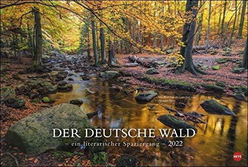 Der deutsche Wald Edition: Mit Zitaten deutscher Klassiker