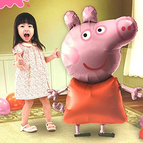 Peppa Pig Air Walker Balloon Party Birthday Decoration By Anagram
