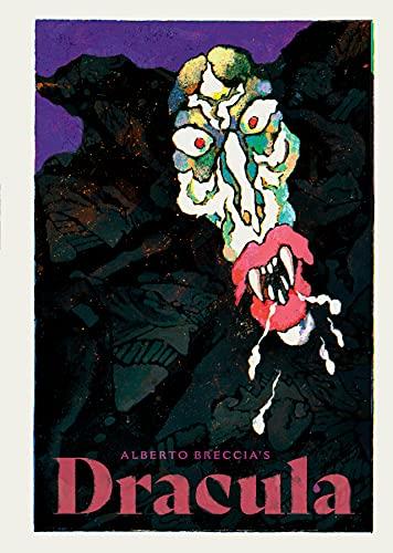 Alberto Breccia's Dracula (The Alberto Breccia Library Book 0) (English Edition)