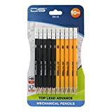 D&S Tekwriter Jr. Mechanical Pencil, 0.7mm, Pack of 10 (#79110)