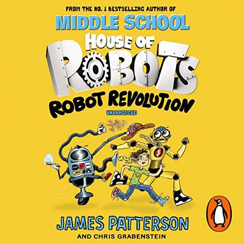 House of Robots: Robot Revolution cover art