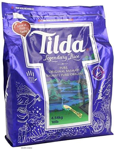 Tilda Legendary Rice Pure Original Basmati 10 Pound