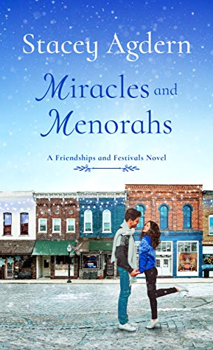 Miracles and Menorahs by [Stacey Agdern]