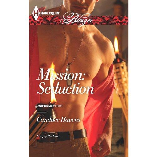 Mission: Seduction audiobook cover art