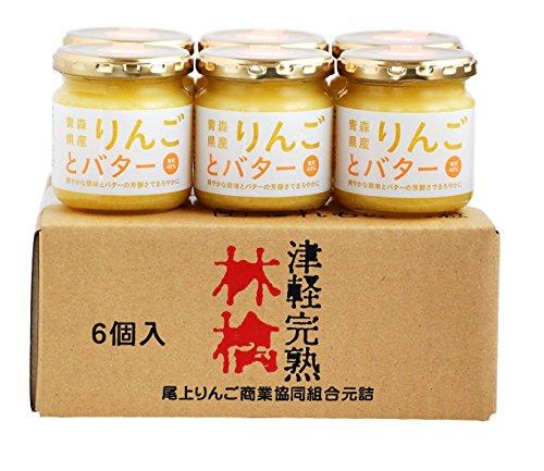 スターリングフーズ『青森県産 りんごとバター』