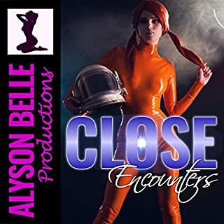 Close Encounters     A Gender-Swapping Scifi Space Odyssey              Written by:                                                                                                                                 Alyson Belle                               Narrated by:                                                                                                                                 Juliana Solo                      Length: 1 hr and 55 mins     Not rated yet     Overall 0.0