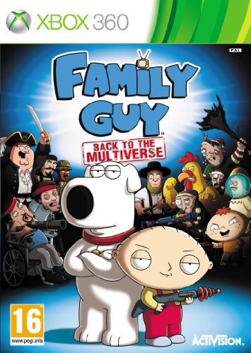 Family Guy: Back to the Multiverse  [Importación inglesa]