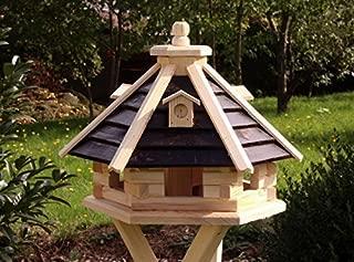 Casa del pájaro Casa pájaro De Madera Tipo 21 - Marrón,