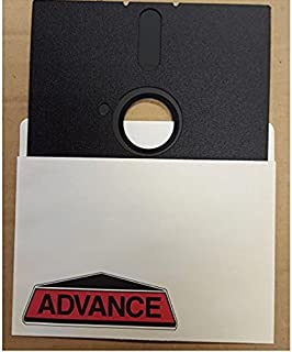 5.25 Floppy Disks 10 pack. (5.1/4) DS/DD Low Density Formatted IBM 360K with Sleeves