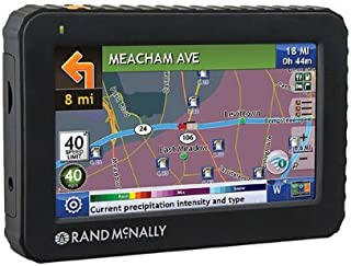 Rand McNally Intelliroute TND 520 Truck GPS with Lifetime Maps