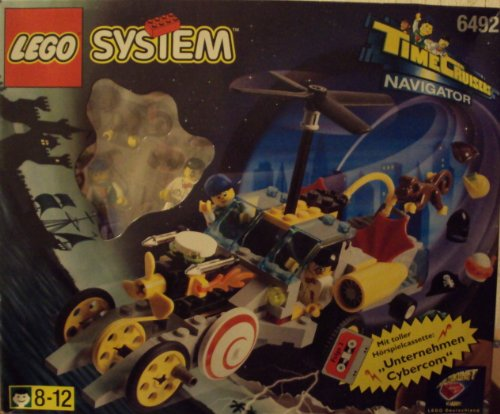 LEGO System Time Cruisers 6492 Navigator