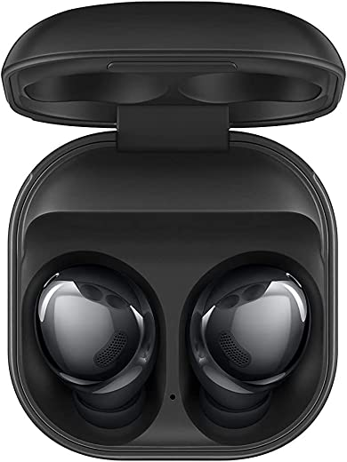 Samsung Galaxy Ear Buds Pro | Intelligent ANC with 99% Noise Cancellation, Wireless Charging, 28 Hours Playtime | Black