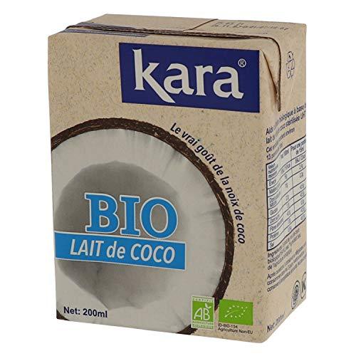 Kara Lait de Coco Bio - 200 ml