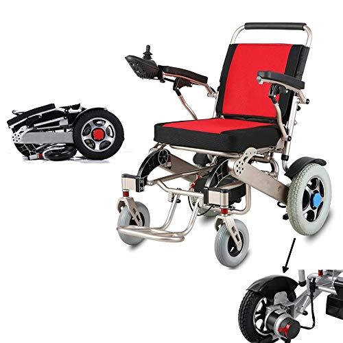ポルタス・フリーダム 電動車椅子 リチウムイオン電池 走行20km 車椅子 電動車椅子 折り畳み 軽量 コンパクト 電動カート 電動 シニア カート 充電 バッテリー 介護 介助用 自走 自走式 歩行補助 電動車いす 電動車椅子 色レッド
