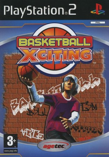 BASKETBALL Xciting (PS2) von agetec