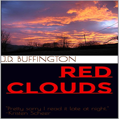Red Clouds audiobook cover art