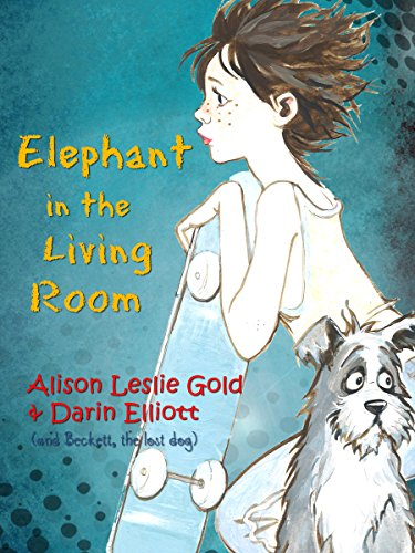 Elephant in the Living Room: The story of a skateboarder, a lost dog and a family secret (English Edition)
