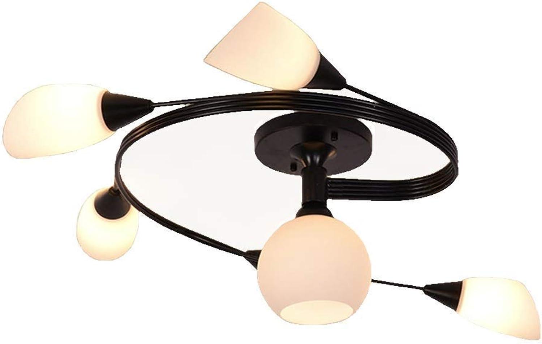 A-Lnice Kronleuchter Classic Spiral Design Metall ...