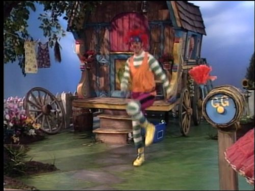 The Big Comfy Couch - Season 1 Episode 9 - Red Light, Green Light