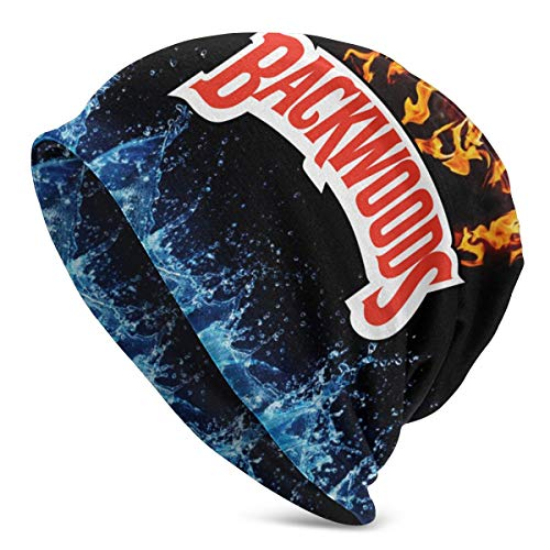 Sedotn Unisex Skull Cap Beanie Hat Backwoods Logo Cap for Younth/Adults Chemo Headwear