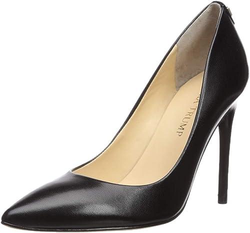 Ivanka Trump Wohommes Kayden Pump, noir Leather, Leather, 5.5 Medium US  pas cher et de haute qualité