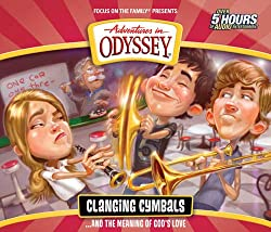 adventures in odyssey clanging cymbals