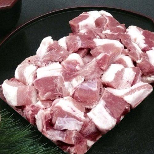 キムチチゲ鍋用豚肉(1Kg) 【冷凍】