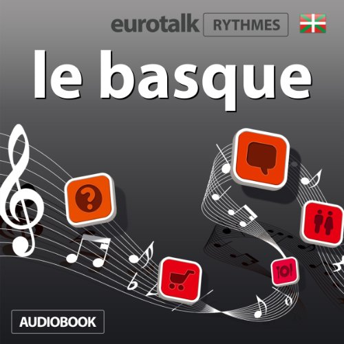 EuroTalk Rhythmes le basque cover art