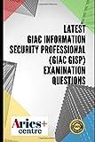Latest GIAC Information Security Professional (GIAC GISP) Examination Questions