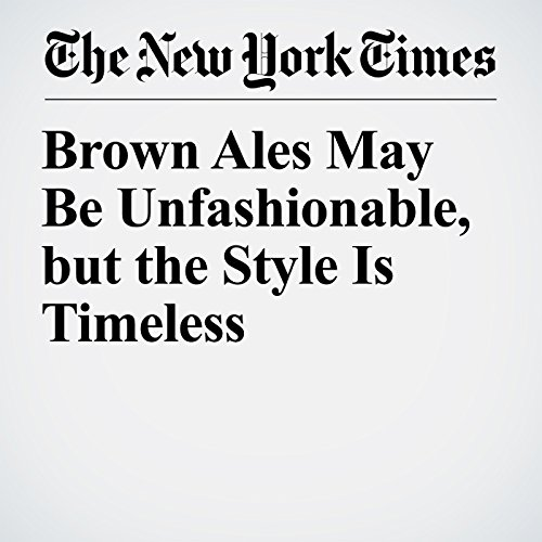 Brown Ales May Be Unfashionable, but the Style Is Timeless copertina