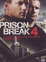 Prison Break - Stagione 04 + The Final Break (7 Dvd) [Italian Edition]