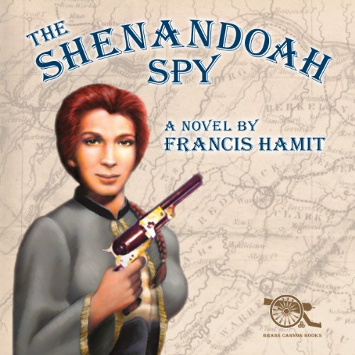 The Shenandoah Spy audiobook cover art