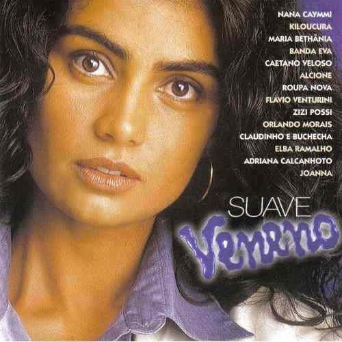Cd novela Suave Veneno nacional 1999