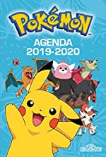 Pokémon - Agenda 2019-2020 de THE POKEMON COMPANY