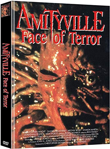 Amityville Horror 6 - Face of Terror - Limitiertes Mediabook [2 DVDs]