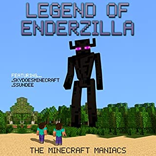 Legend of EnderZilla audiobook cover art