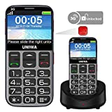 Best Cell Phone For Seniors - Mosthink Unlocked Cell Phones for Elderly, Unlocked Senior Review