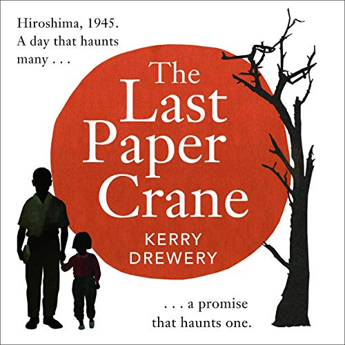 The Last Paper Crane audiobook cover art
