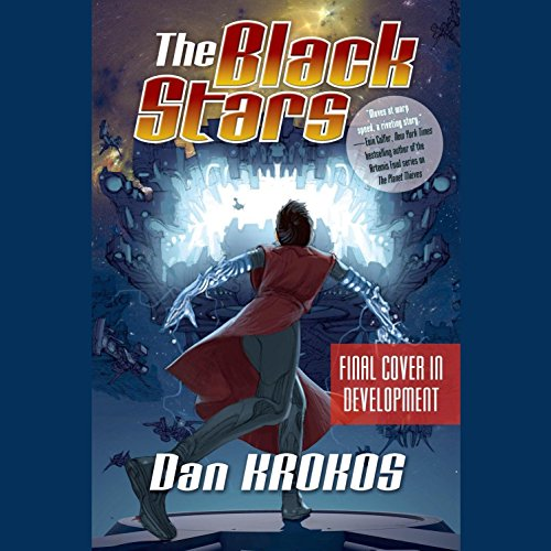 The Black Stars audiobook cover art