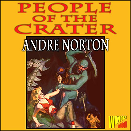People of the Crater audiobook cover art