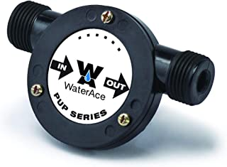 WaterAce WA63UP Drill Pump, Black