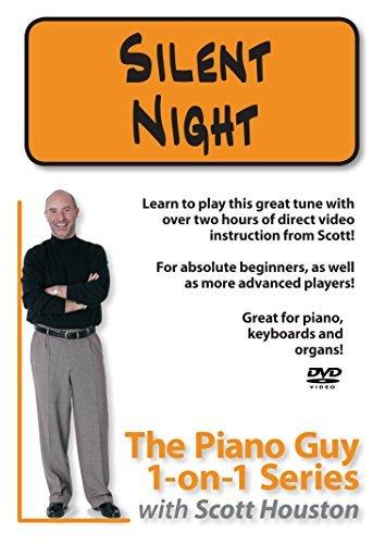 Produktbild Piano Guy 1-on-1 Series: Silent Night [DVD]