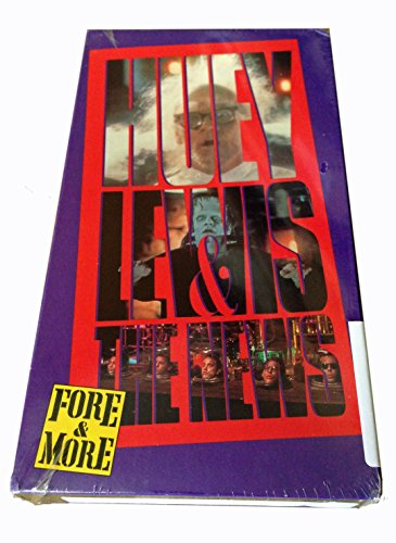 Price comparison product image Huey Lewis and the News - Fore & More [VHS]