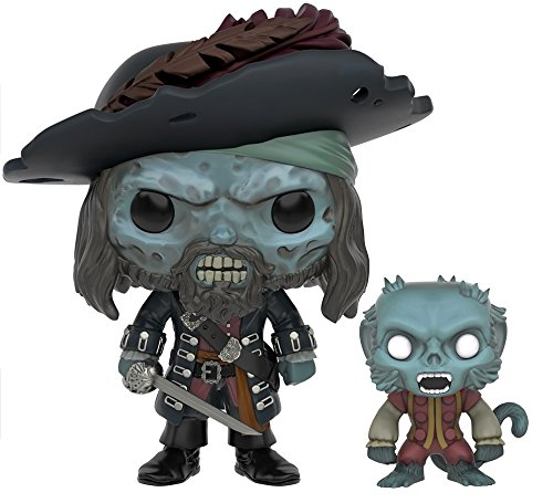 Funko POP!: Disney: Piratas del Caribe: Barbossa