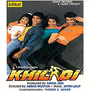 Khiladi (Original Motion Picture Soundtrack)