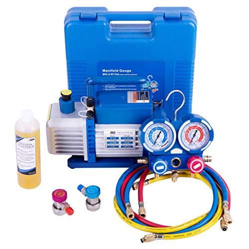 auto air conditioning refrigerant - 8