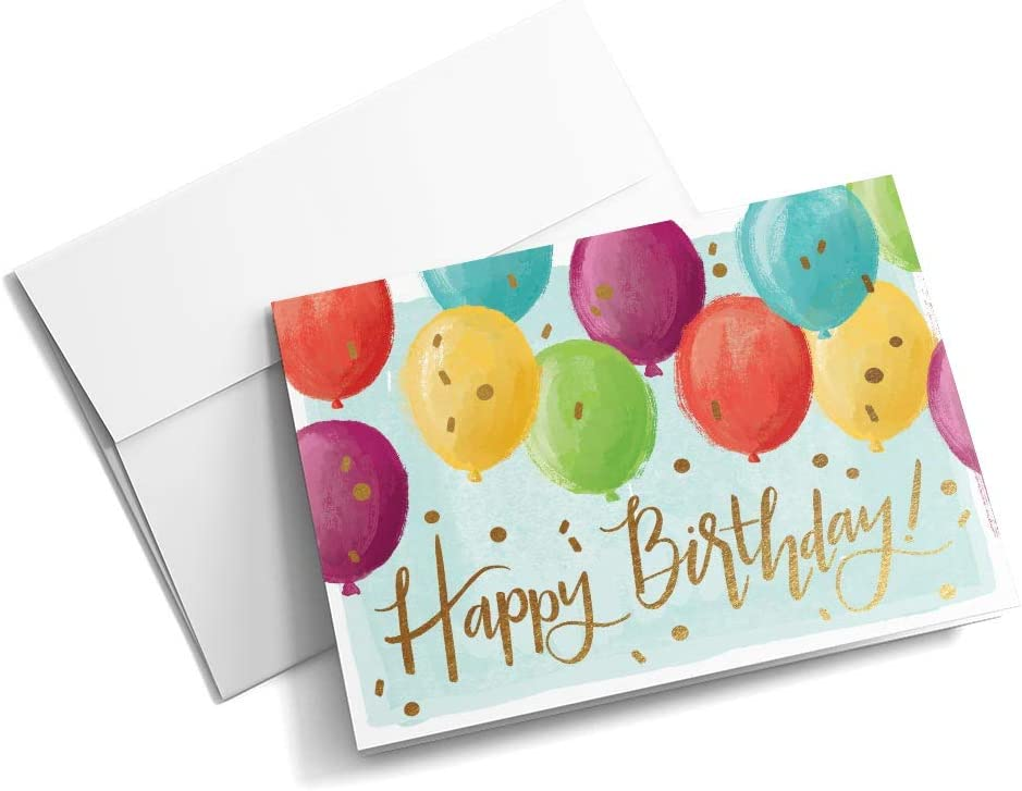 Floating on Air - Birthday Ranking TOP18 25 Cards Signature w Omaha Mall Greeting