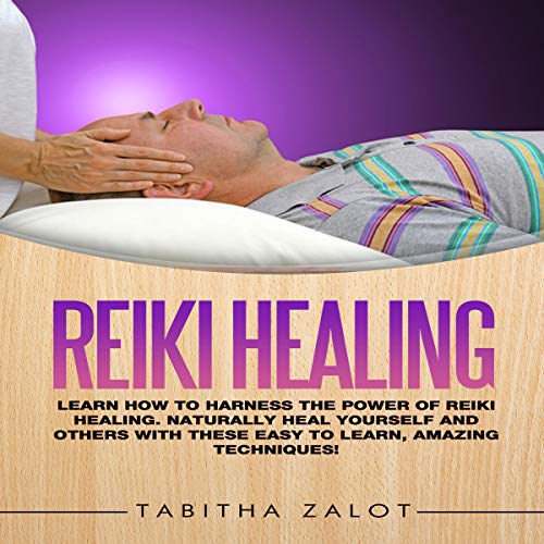 Reiki Healing audiobook cover art