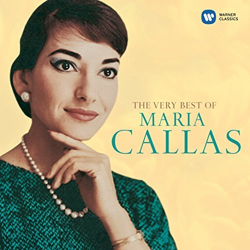Very Best of by MARIA CALLAS (2003-04-16)